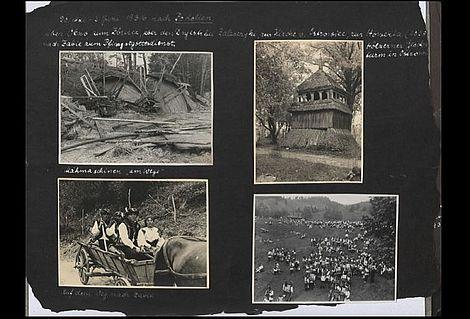 Freundeskreis unterstützt Fotorestaurierungsprojekt 2015 Bilder eine Exkursion nach Podolien (Ukraine/Polen) 1936 Foto: Leopoldina-Archiv