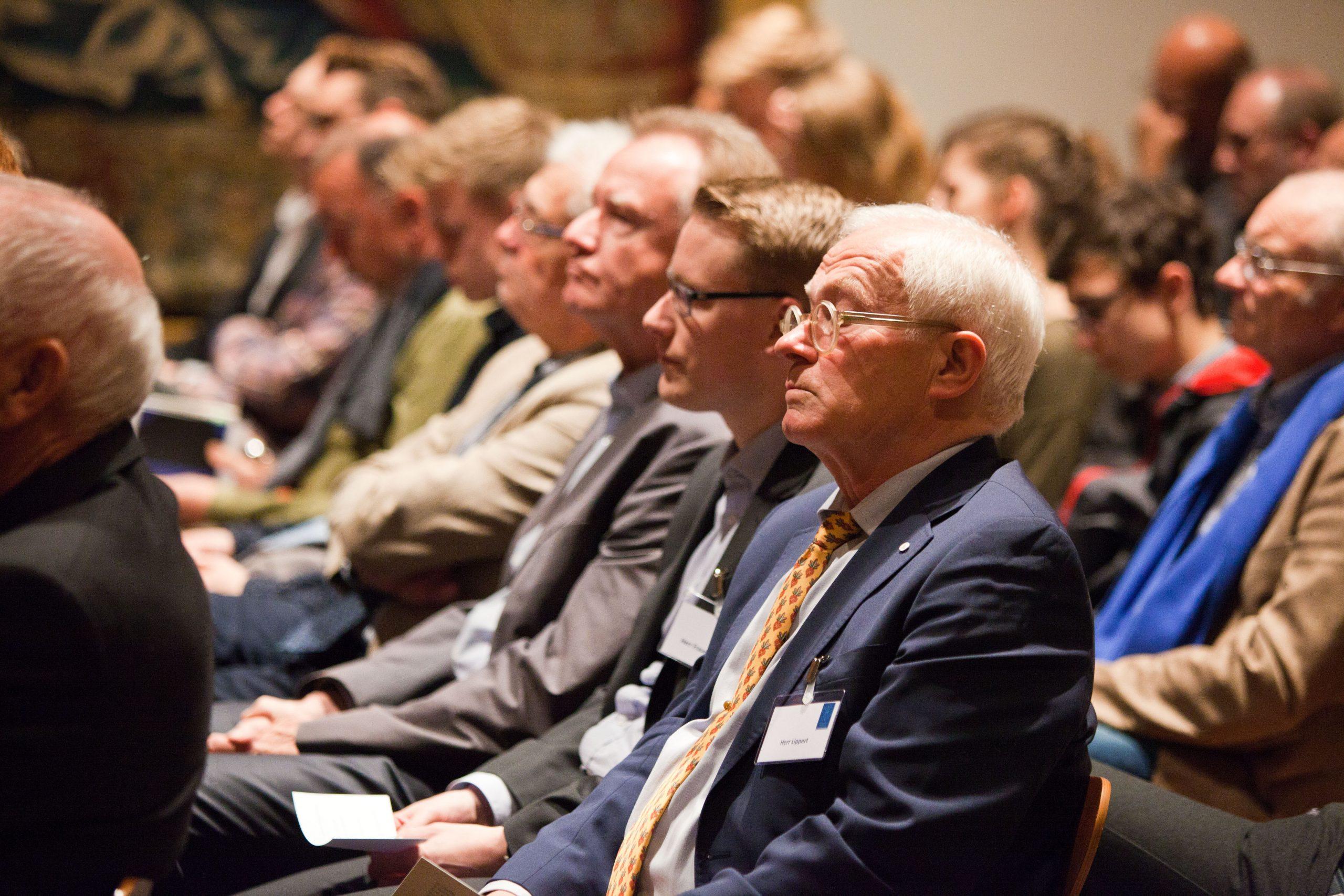Blick ins Publikum. Foto: Pressebüro Stefan Pfister/Schweinfurt