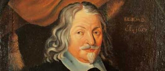 Portrait Johann-Lorenz-Bausch Bild: Leopoldina-Archiv