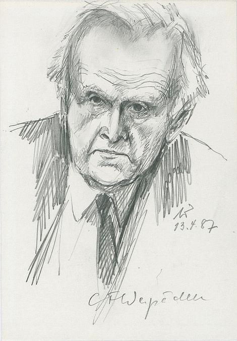 Ullrich Bewersdorff (1920-2008), Leopoldina-Archiv, N66 Nr. 111