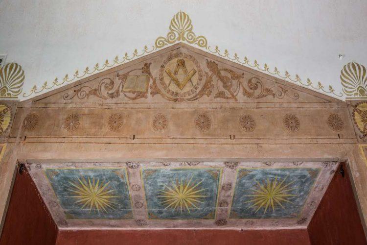 Altarnische Ritualraum